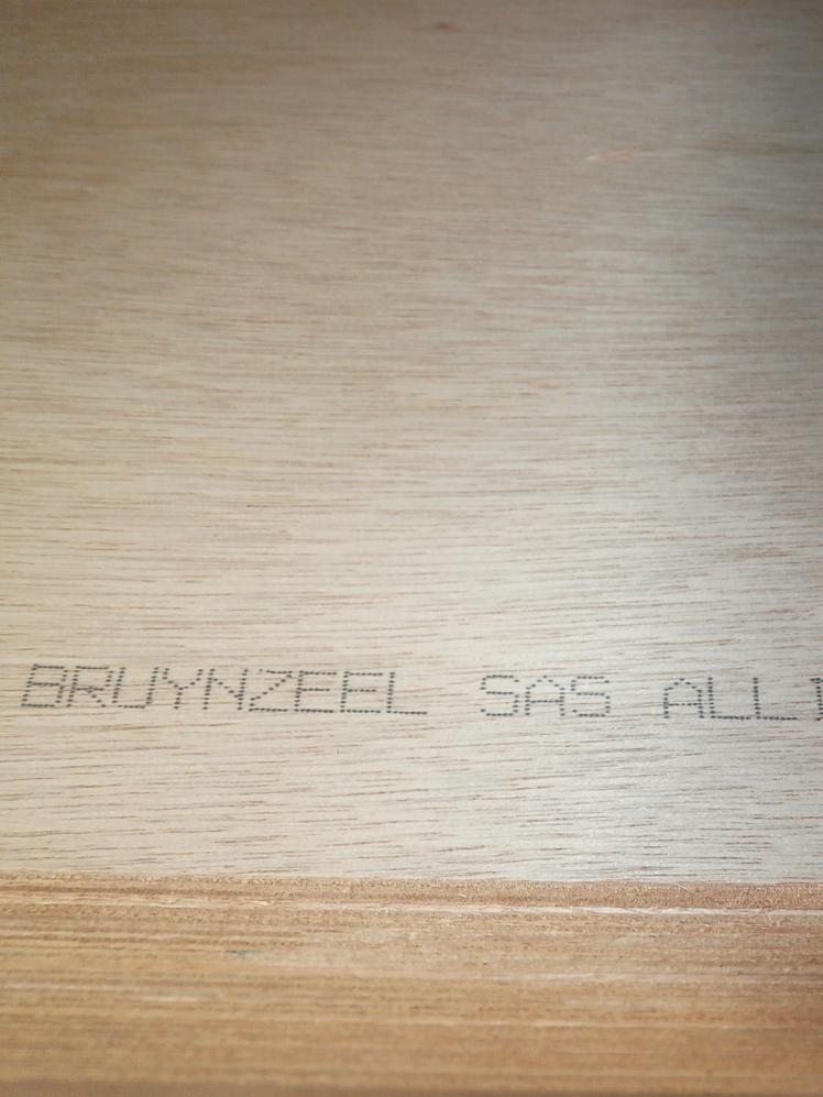 Bruynzeel Okoume Hechtout Marine-Grade Plywoods BS-1088