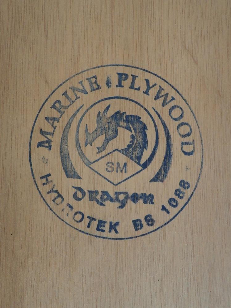 Hydrotek Meranti BS-1088 Marine-Grade Plywoods
