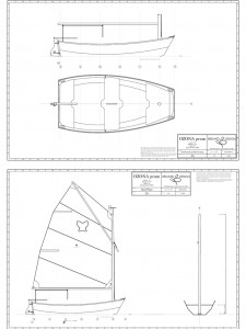 Ozona-pram-Outboard-profile-and-plan