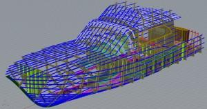 BYD 48Sportfish structure