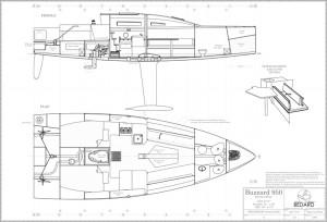 Buzzard950-InboardProfile