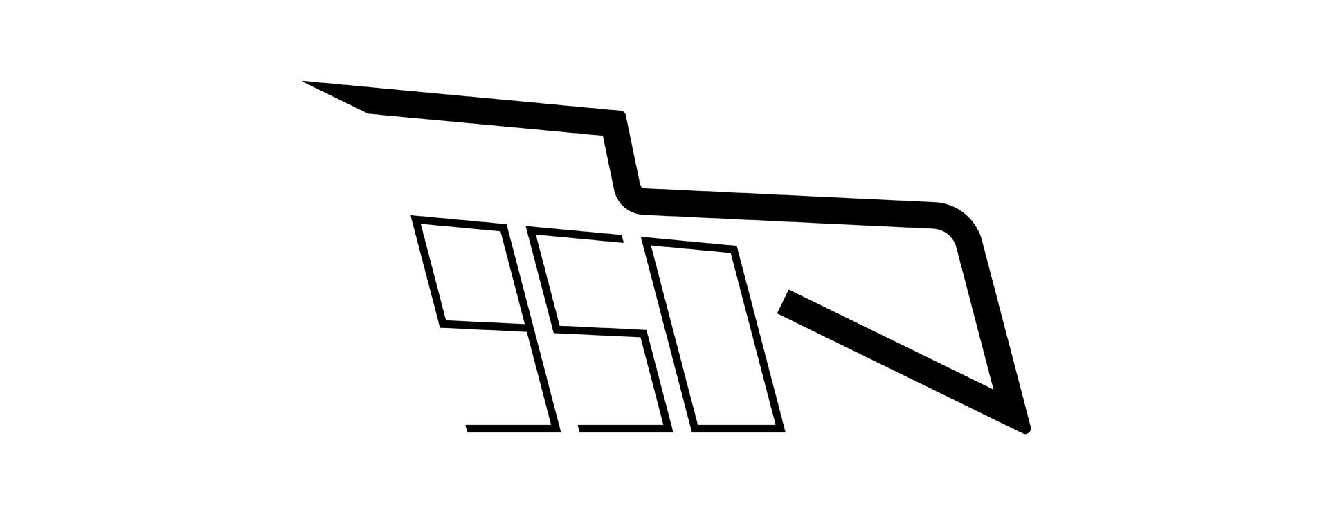 Classe 950 course au large voile voilier logo