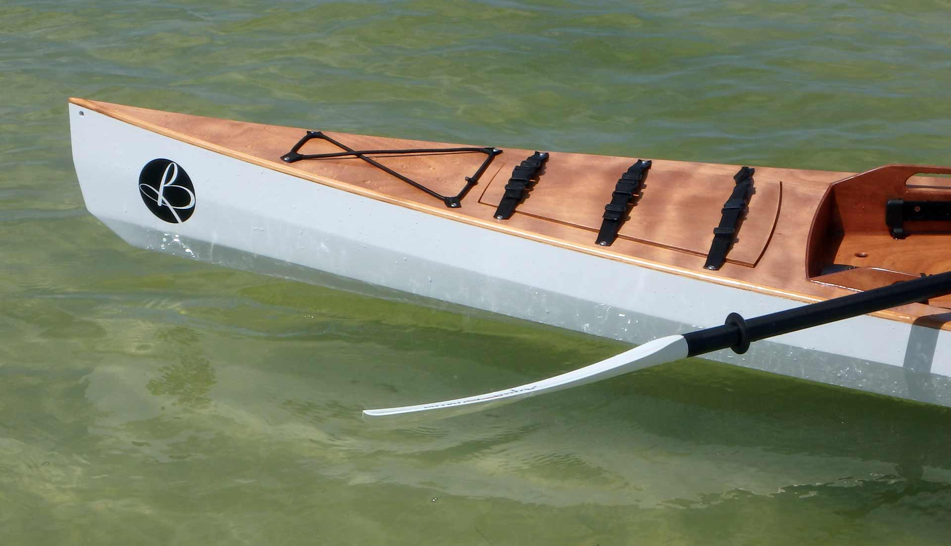 F1430 Fishing kayak | Bedard Yacht Design
