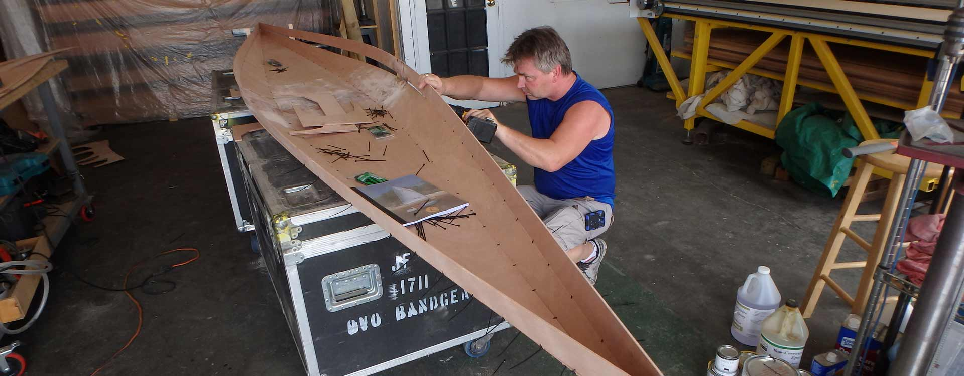 Boat building build alongs